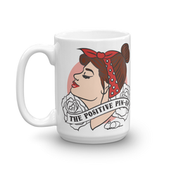 Cherry DollFace Mug (Multiple Sizes)