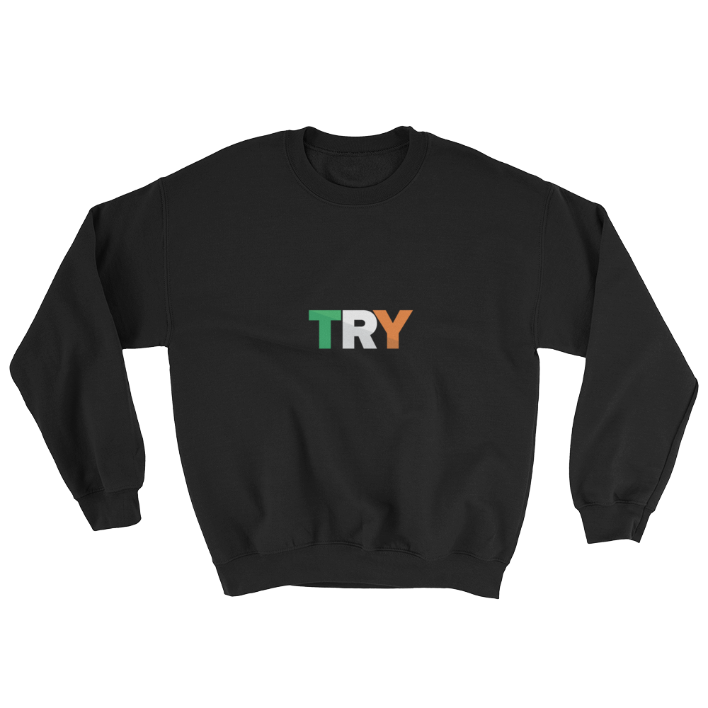 The TRY Channel Try Sweatshirt