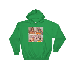 Emilia Fart Mood Board Hooded Sweatshirt (Multiple Colors)
