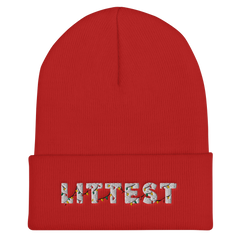 Tricia and Kam Littest Cuffed Beanie (Multiple Colors)