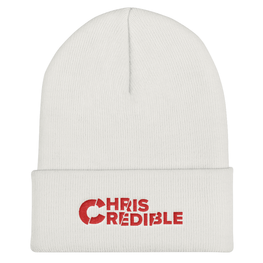 ChrisCredible Cuffed Beanie (Multiple Colors)