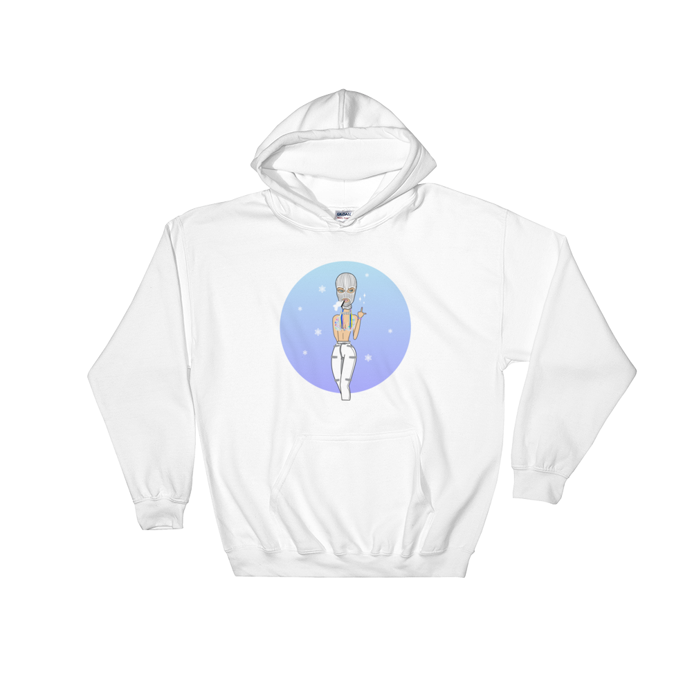 Tara O'Neill Hooded Sweatshirt