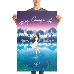 Limited-Edition Valory Pierce Poster (24x36)