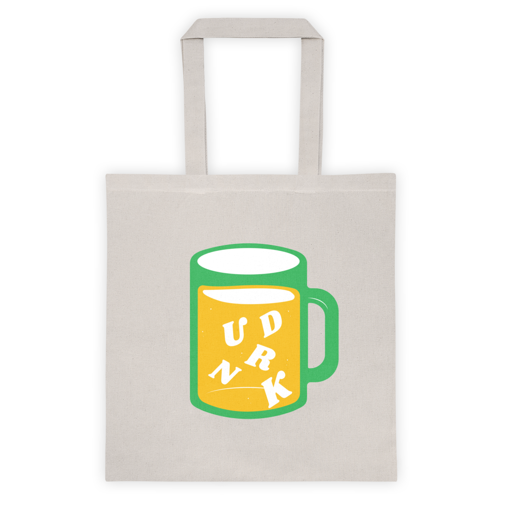 St.Patrick's Day Drunk Tote Bag