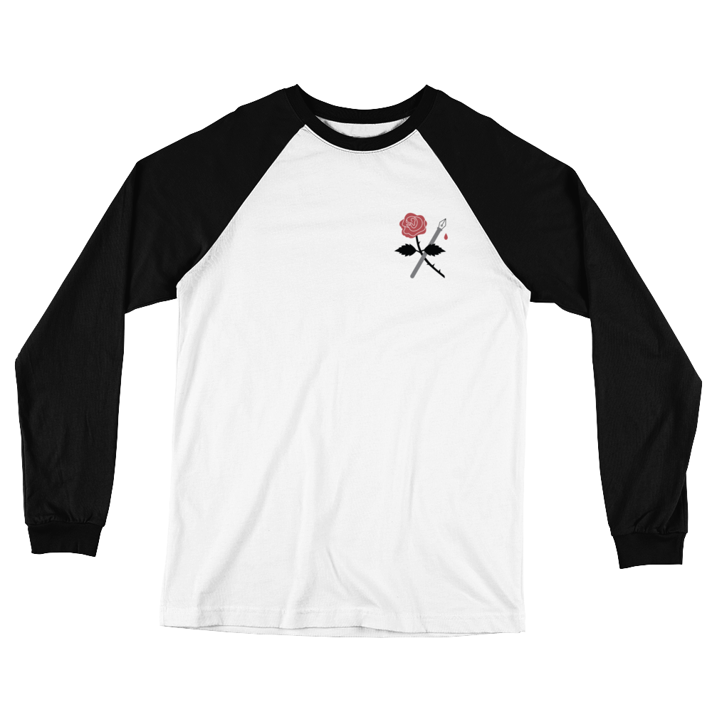 Lindseyrem Logo Baseball T-Shirt (Multiple Colors)