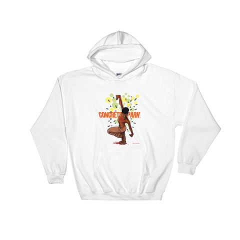 Concrete Park Fontaine Hooded Sweatshirt