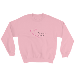 Love Me Valentine's Day Sweatshirt