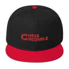 ChrisCredible Snapback Hat (Multiple Colors)