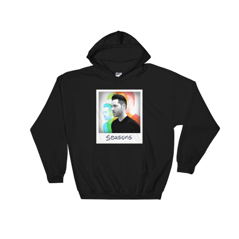 Josh Evans Seasons Hooded Sweatshirt (Unisex)