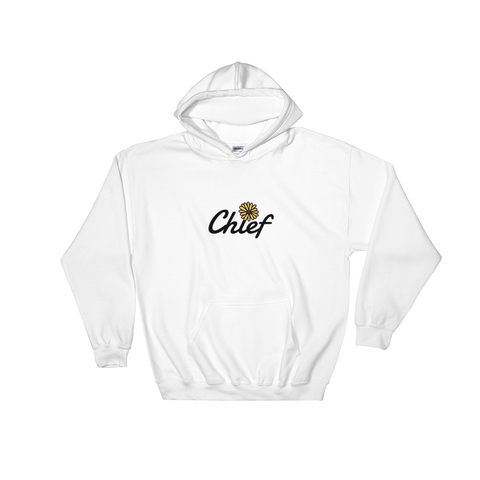 Davine & Bri Chief Hooded Sweatshirt