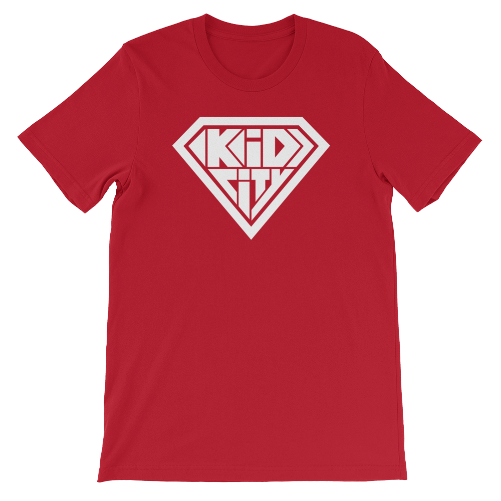 KidCity Unisex Adult T-Shirt (Multiple Colors)