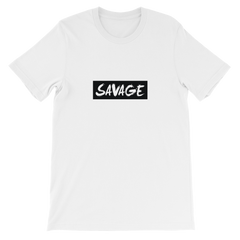 Davine Jay Savage Unisex T-Shirt (Multiple Colors)