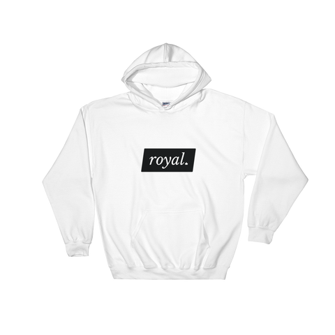 KING Royal Hooded Sweatshirt