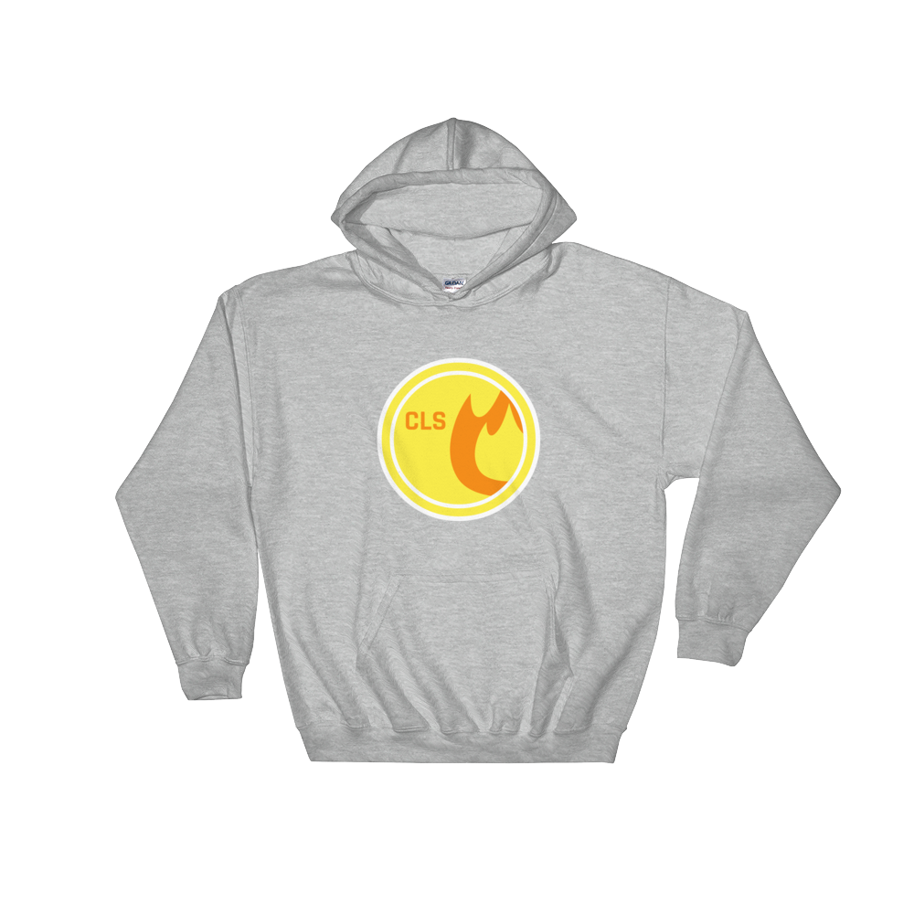 Colin's Last Stand Fireside Chats Hooded Sweatshirt (Multiple Colors)