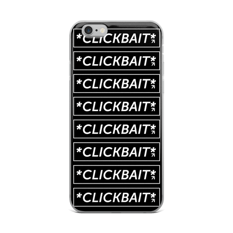 Studio71 Clickbait iPhone Case