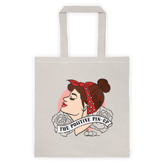 Cherry DollFace Tote bag