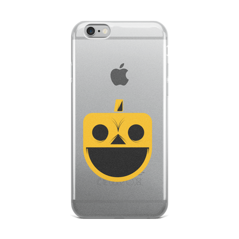 Pumpkin iPhone Case (Multiple Sizes)