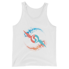 RE:Anime Fireball Unisex Tank Top