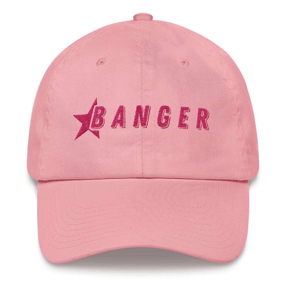 Jack Doherty Pink Banger Dad hat