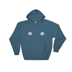 Emilia Fart Ghost Hooded Sweatshirt (Multiple Colors)