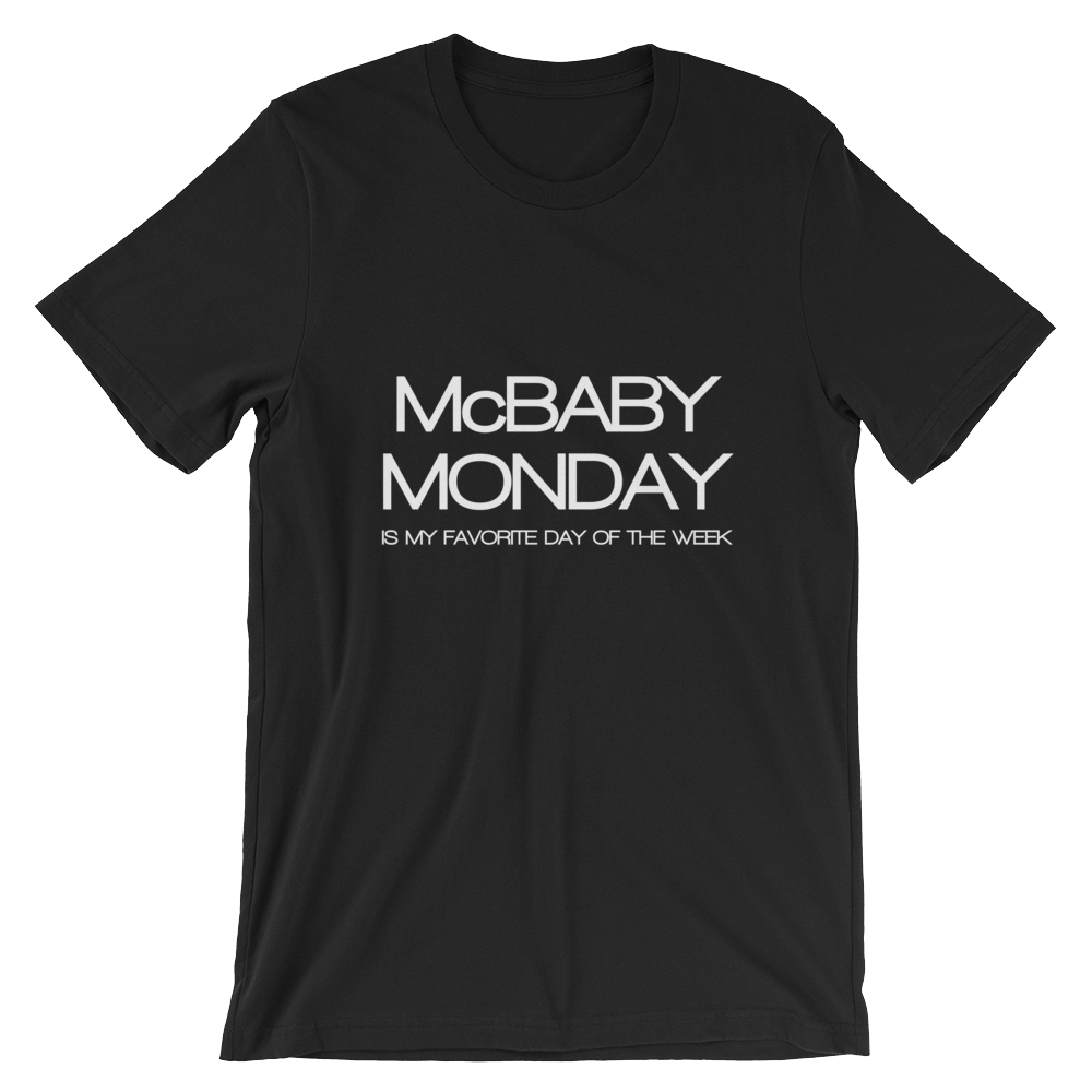"McHusbands ""My Favorite Day"" Short-Sleeve Unisex T-Shirt"