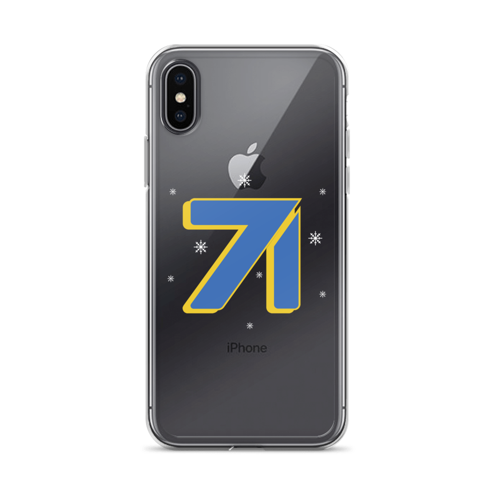 Studio71 Holiday iPhone Case