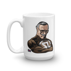 Super Stan Lee Mug (Multiple Sizes)