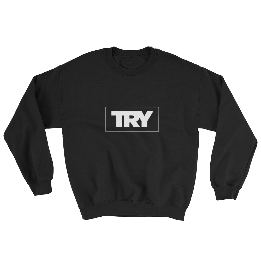 The TRY Channel Try Logo Sweatshirt