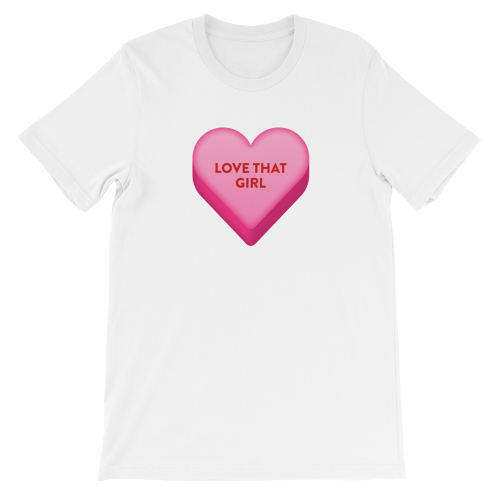 Flippin' Katie Love That Girl T-Shirt (Unisex)
