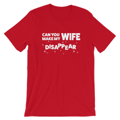 Magic Murray Wife Short-Sleeve Unisex T-Shirt (Multiple Colors)