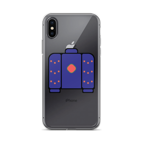 Ugly Sweater iPhone Case