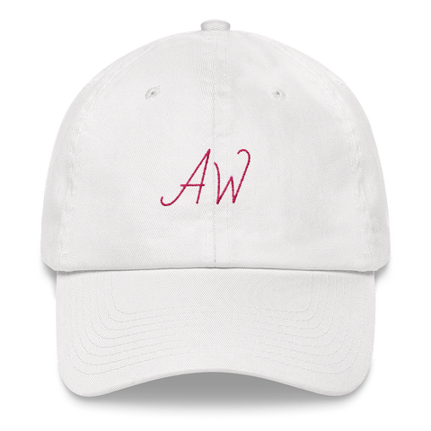Azlia Williams Dad hat
