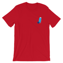 Taylor Reilly Inhaler Short-Sleeve Unisex T-Shirt (Multiple Colors)