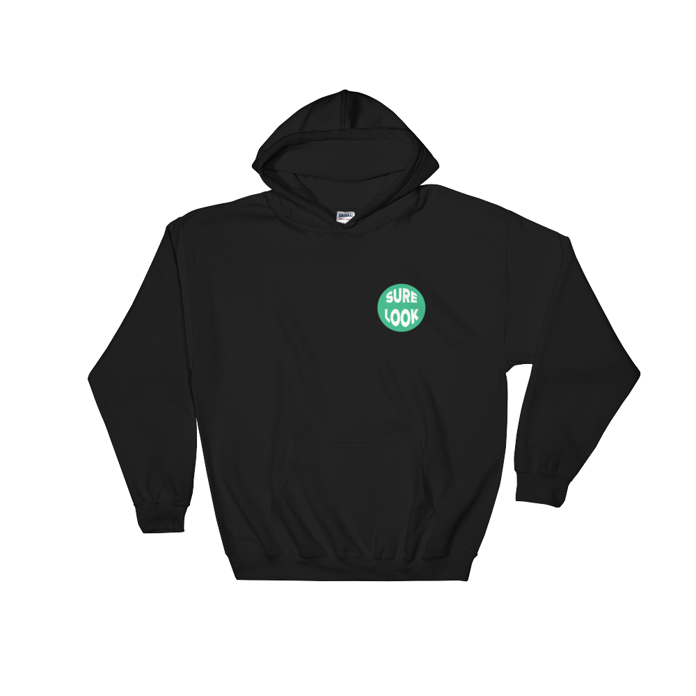 The TRY Channel Sure Look Hooded Sweatshirt