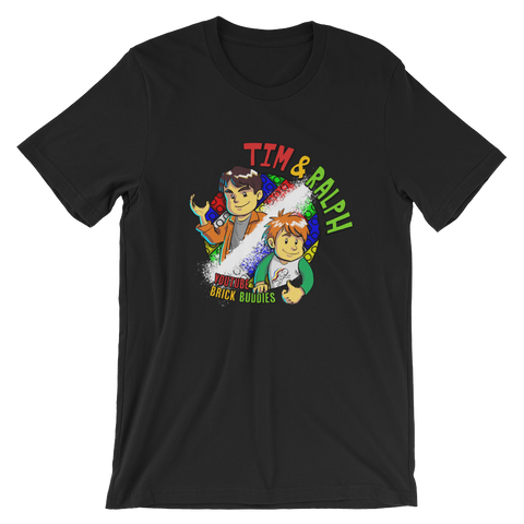 Michael Hickox Films Tim & Ralph Short-Sleeve Unisex T-Shirt (Multiple Colors)