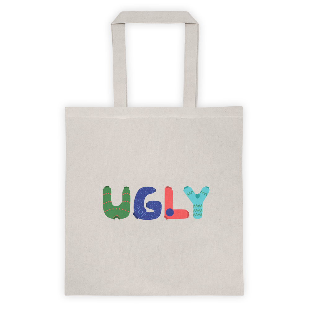 Ugly Sweater Tote bag