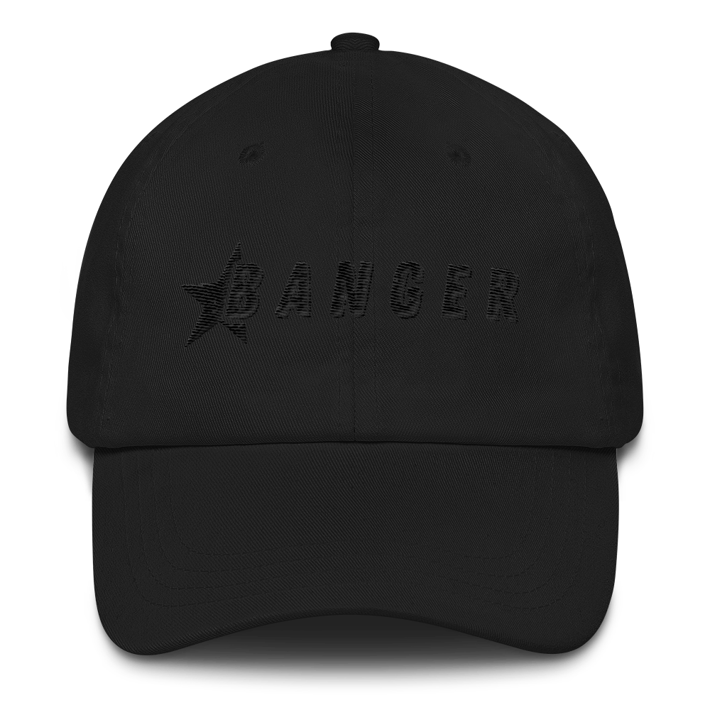 Jack Doherty Black Banger Dad hat