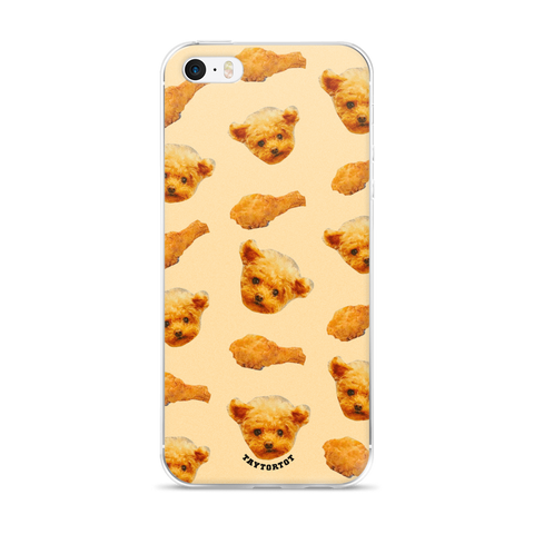 Taylor R Taytortot Yellow iPhone Case (Multiple Sizes)