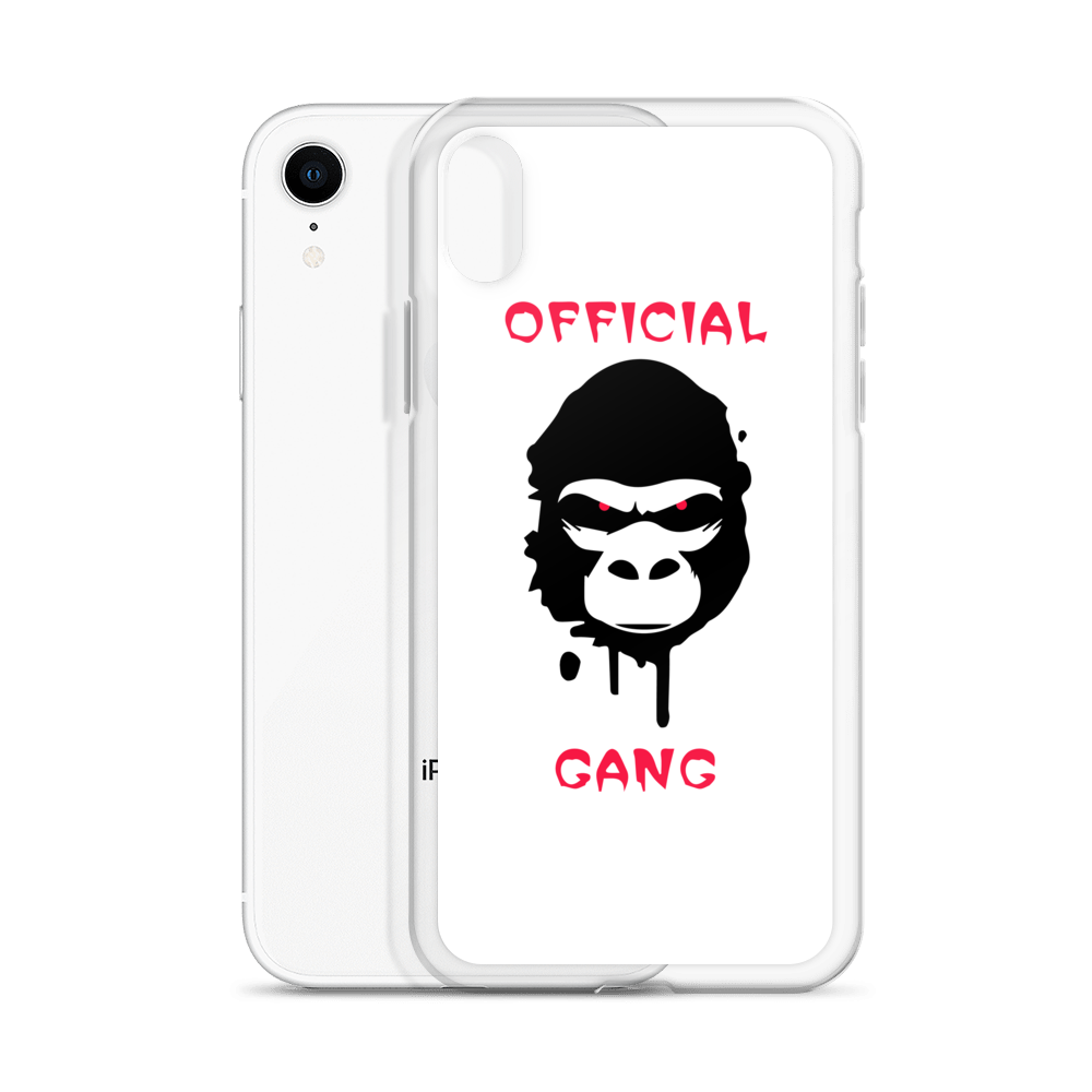 RG Official iPhone Case (Multiple Sizes)