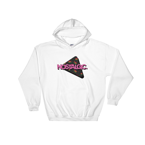 RoboKast Nostalgic Hooded Sweatshirt (Multiple Colors)