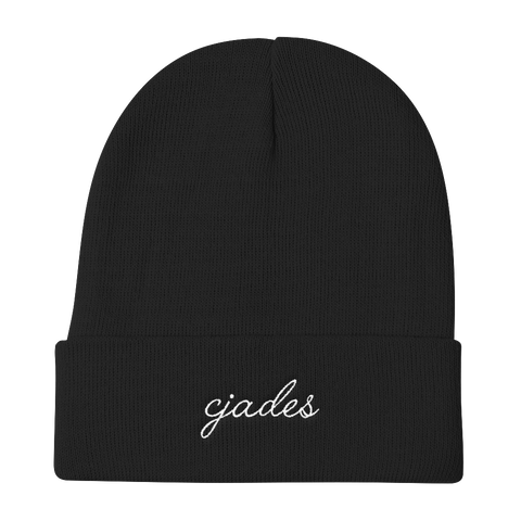 CJades Knit Beanie (Multiple Colors)