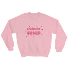 Corey Scherer Gunth Squad Valentine's Day Sweatshirt (Multiple Colors)