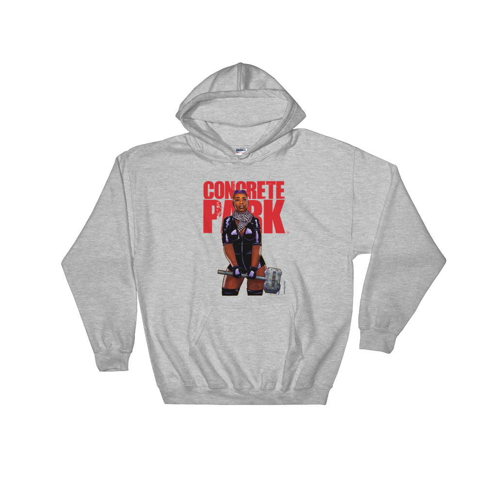 Concrete Park J.D. Hooded Sweatshirt