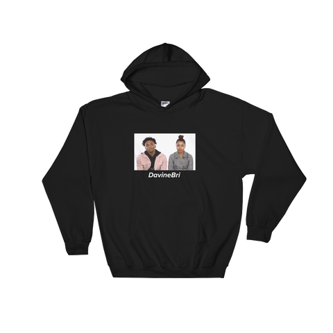 Davine & Bri Signature Hooded Sweatshirt