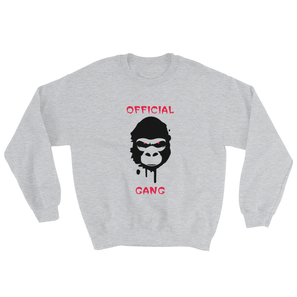 RG Official Sweatshirt (Multiple Colors)