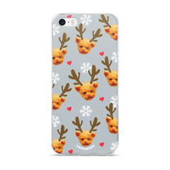 Taylor R Rosie Reindeer iPhone Case (Various Sizes)