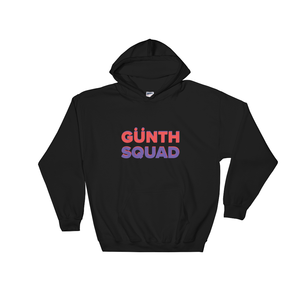Corey Scherer | Günth Squad Limited Edition Hooded Sweatshirt