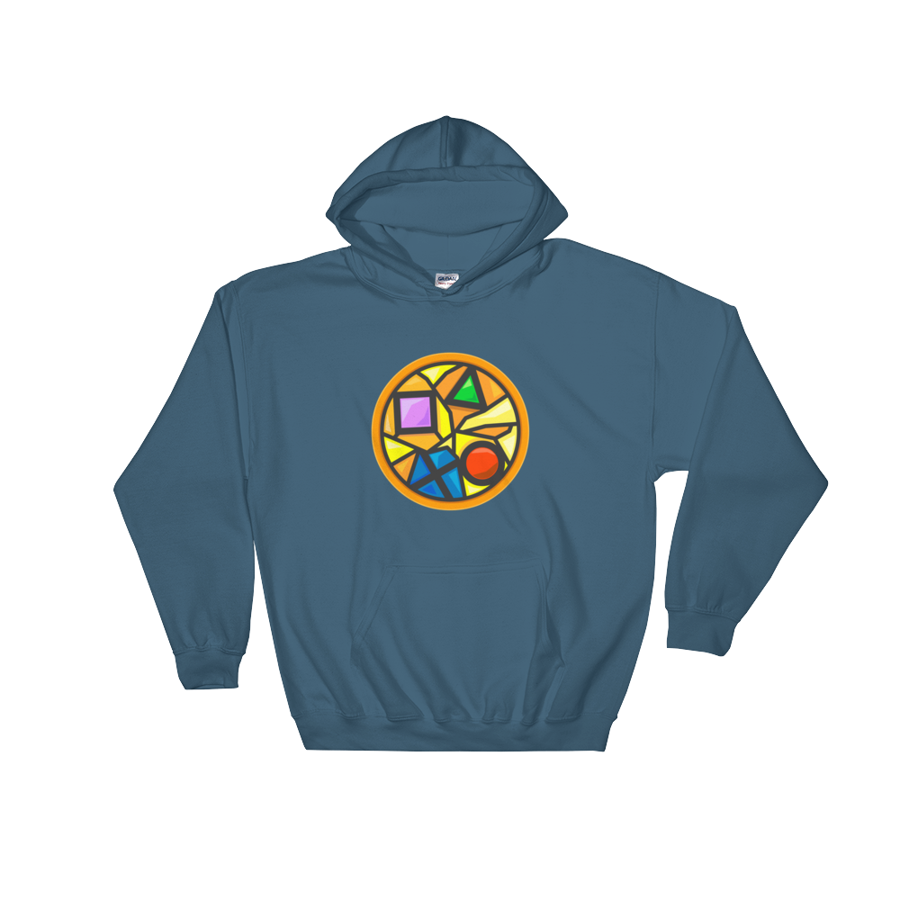 Colin's Last Stand Sacred Symbols Hooded Sweatshirt (Multiple Colors)