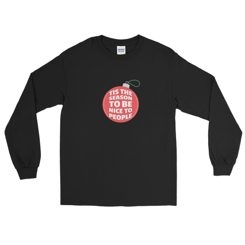 JoshuaDTV Tis the Season Long Sleeve T-Shirt