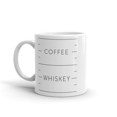 Whiskey & Waffles Coffee Mug